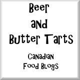 Beer & Butter Tarts