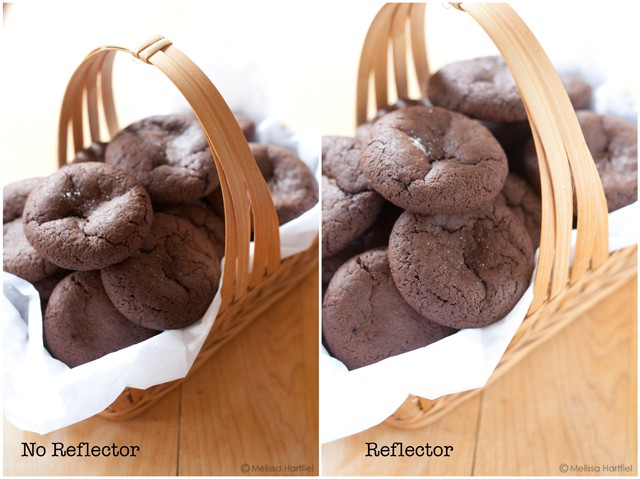 Upon Reflection – Shooting Food with a Reflector