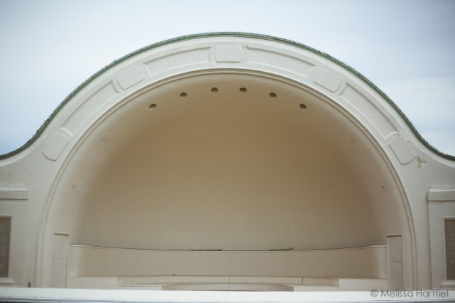 Empty Bandshell