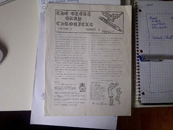 School newspaper
