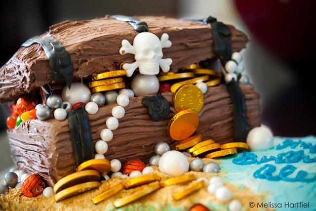 Arrrrrr…A Pirate Cake