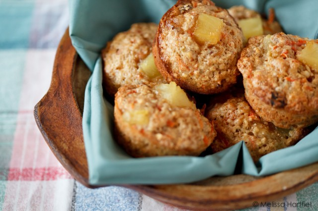 The No-Fat Low-Fat Carrot Muffin (AKA a Boo Boo)