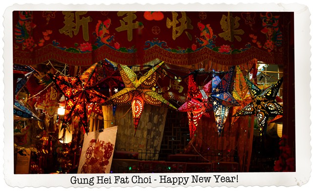 Gung Hei Fat Choi – Happy New Year!