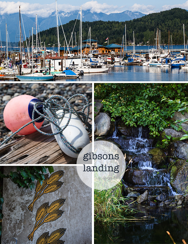 gibson's landing images