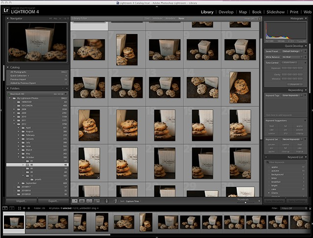 Developing Your Images in Lightroom