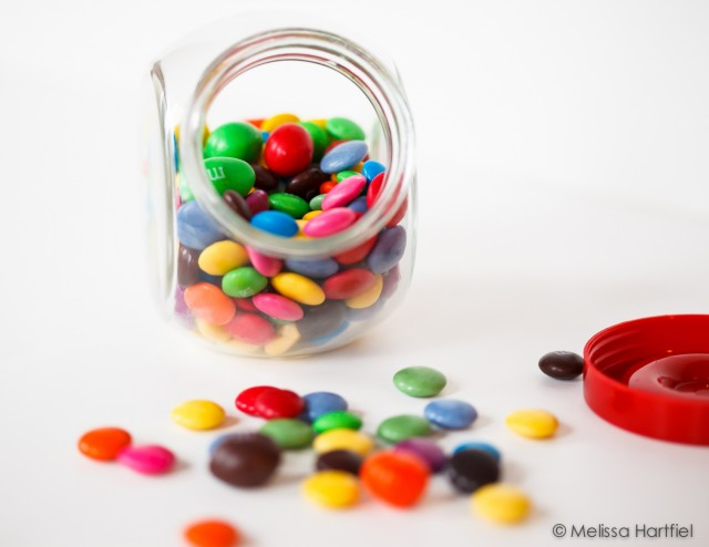 Smarties and M&Ms