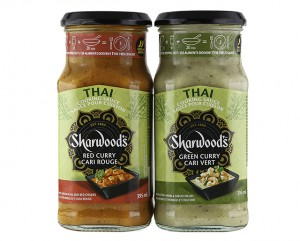 Sharwood Thai Cooking Sauces