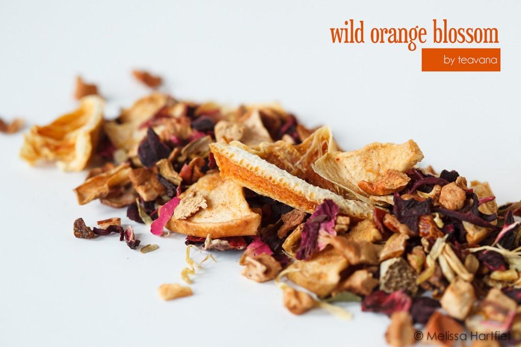 wild orange blossom by teavana