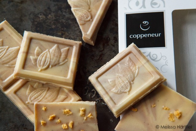 coppeneuer cuvee passion fruit & bourbon vanilla chocolate