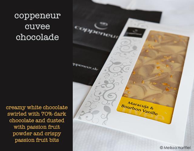 coppeneur bourbon vanille and passion fruit