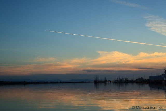 Wordless Wednesday: Steveston Sunset
