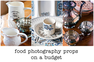 food photography props on a budget | eyesbiggerthanmystomach.com