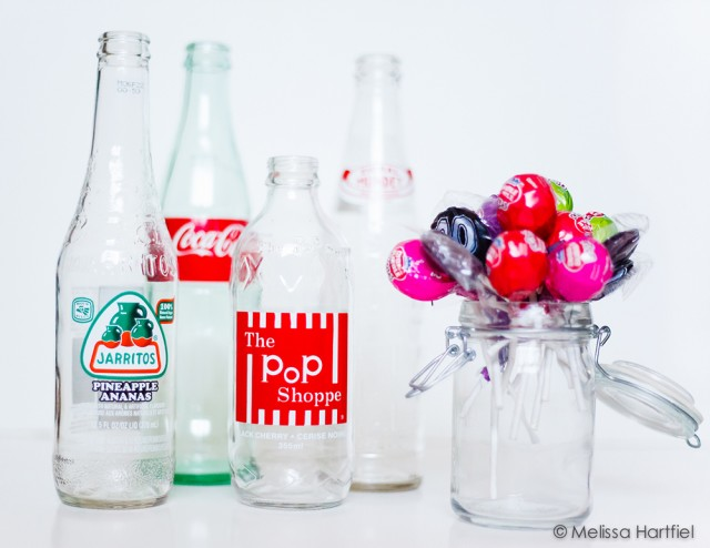 glass bottles | eyes bigger than my stomach