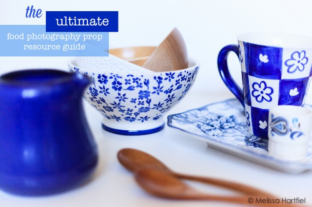 the ultimate food photography prop resource guide | eyes bigger than my stomach
