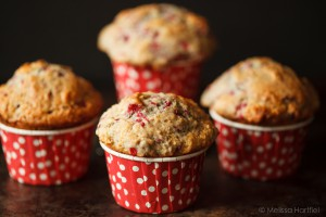 raspberry pecan muffins | eyes bigger than my stomach