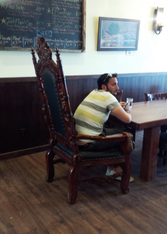 big boy chair