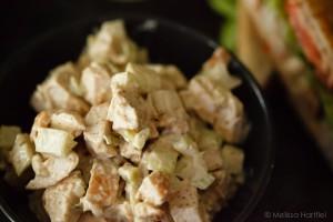 Chicken Salad | www.eyesbiggerthanmystomach.com