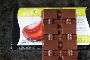 wild sweets cinnamon caramel bar