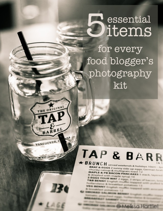5 essential items for every food blogger's photography kit | Eyes Bigger Than My Stomach