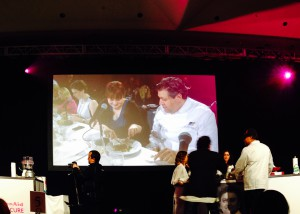 KitchenAid Cook For the Cure Culinary Showdown Judging | Eyes Bigger Than My Stomach