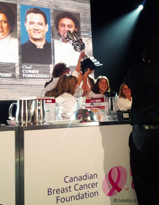 KitchenAid Cook For the Cure Culinary Showdown |  Eyes Bigger Than My Stomach