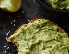 Avocados on Toast | Eyes Bigger Than My Stomach