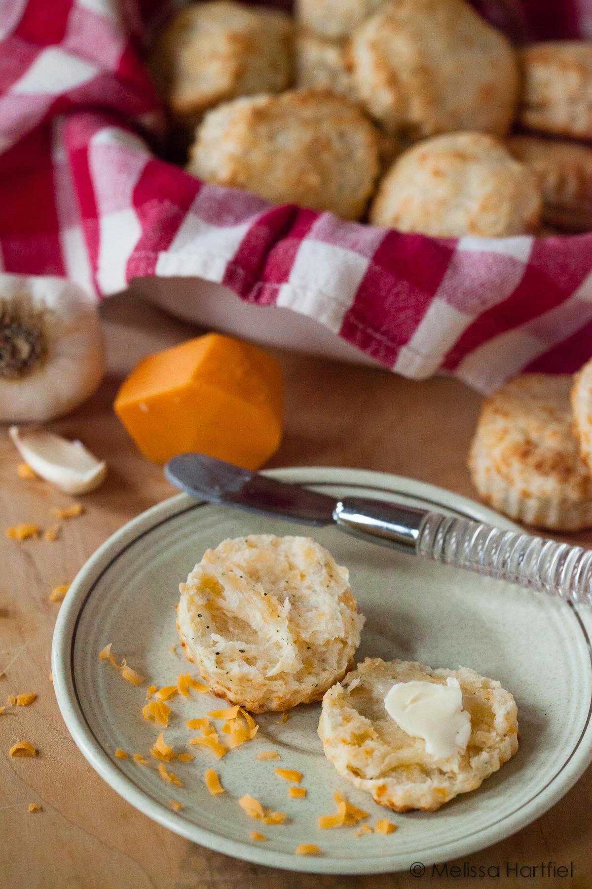 Cheesy Garlic Biscuits   Eyes Bigger Than My Stomach