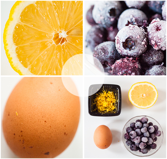 lemons, berries, and eggs | eyes bigger than my stomach