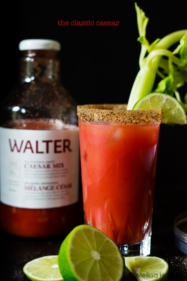 The Classic Canadian Caesar – Happy Canada Day