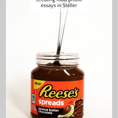 Creating Food Photo Essays in Steller