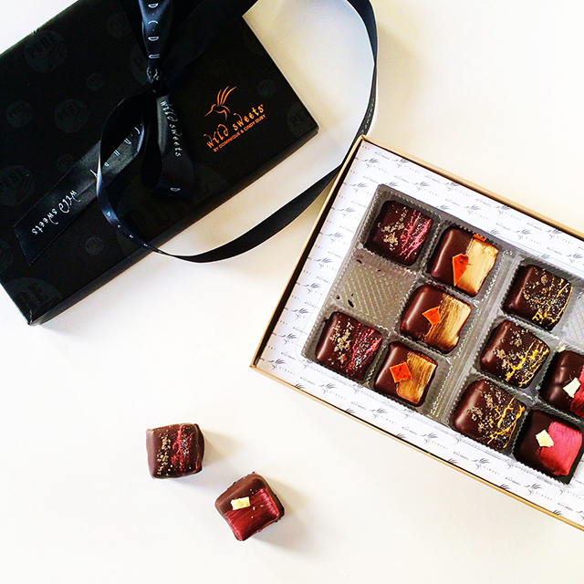 Friday Tea & Chocolate: Wild Sweets | Eyes Bigger Than My Stomach