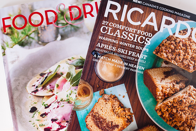 Food Styling and Food Photography Inspiration From the Print World