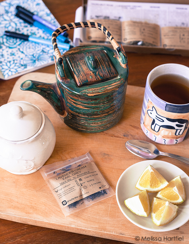 Friday Tea and Chocolate: The Monthly Amoda Tea Box