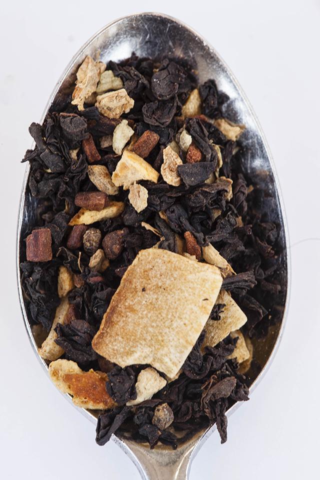 Friday Tea & Chocolate: Tea Leaf Co | Eyes Bigger Than My Stomach