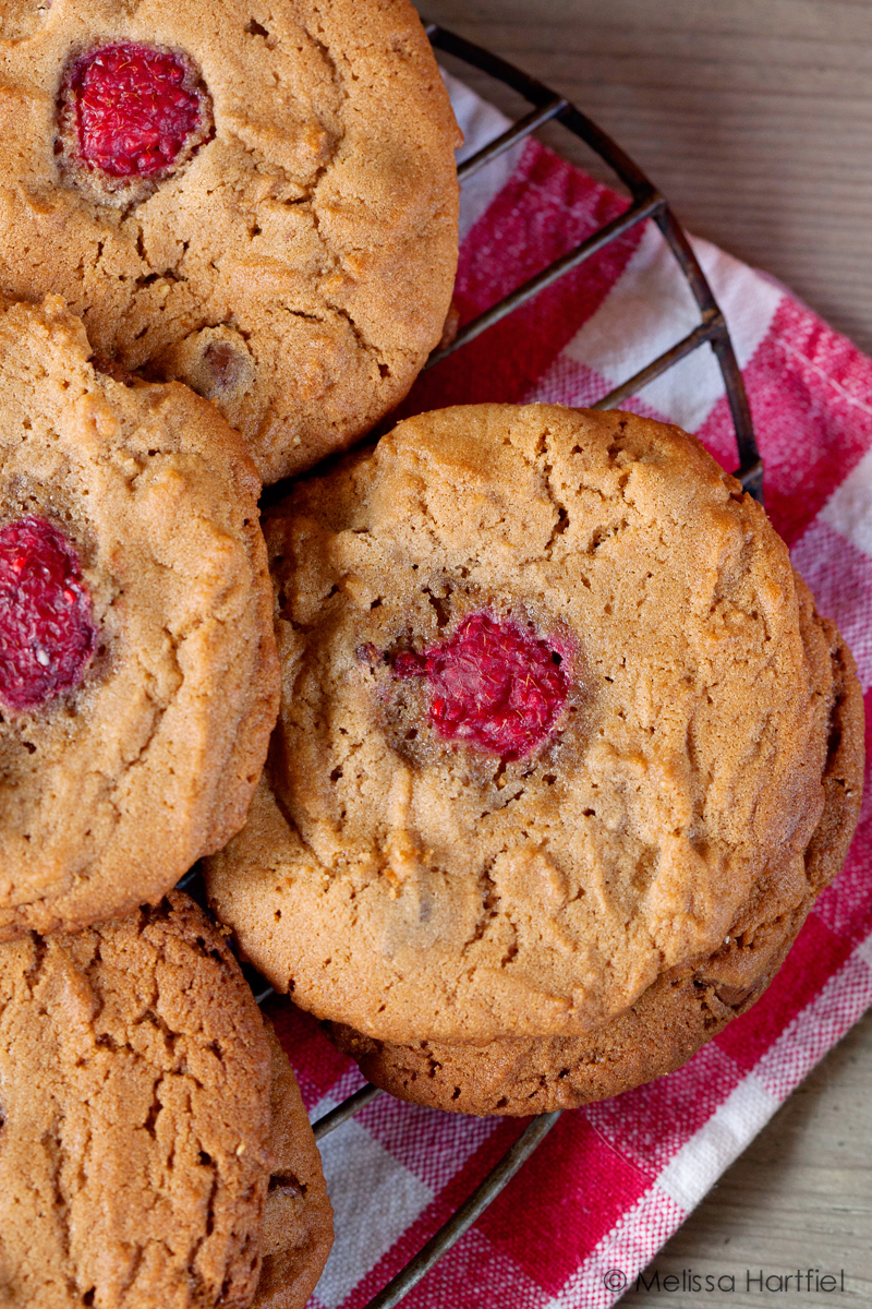 PB&J Cookies with Reese Spread | Eyes Bigger Than My Stomach