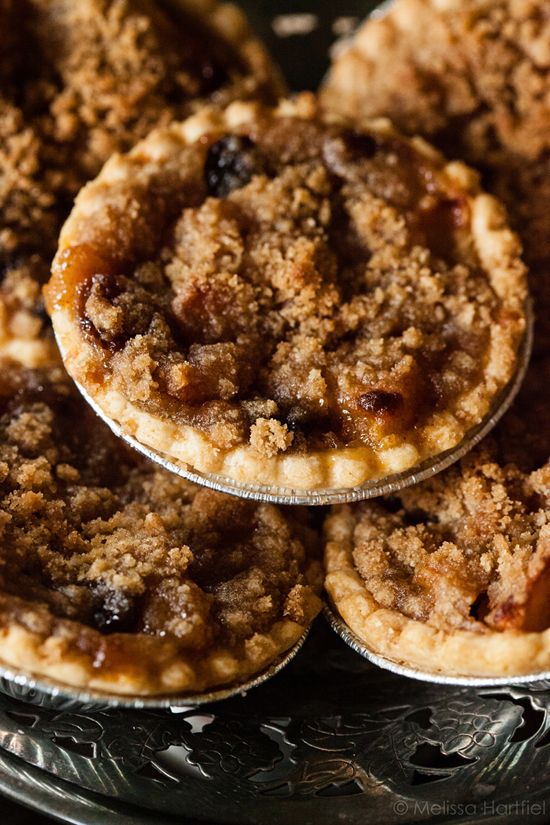 Apple Raisin Custard Tarts   Food Bloggers of Canada