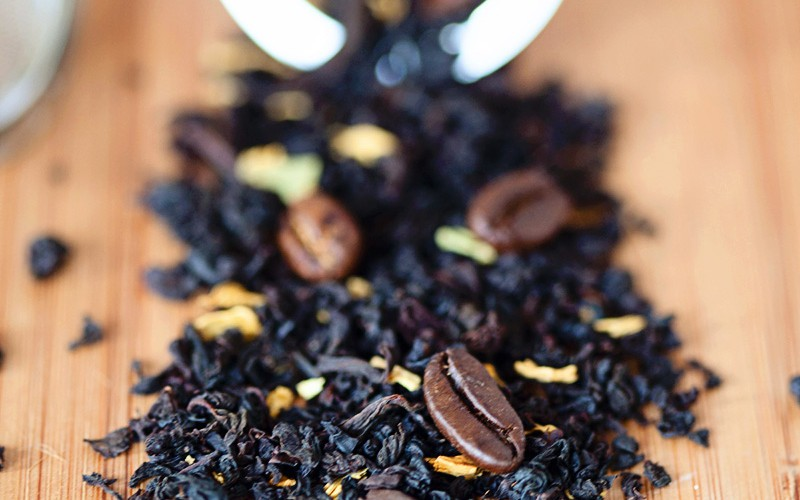 Friday Tea & Chocolate: TLC Sweet Nothings Tea | eyes bigger than my stomach