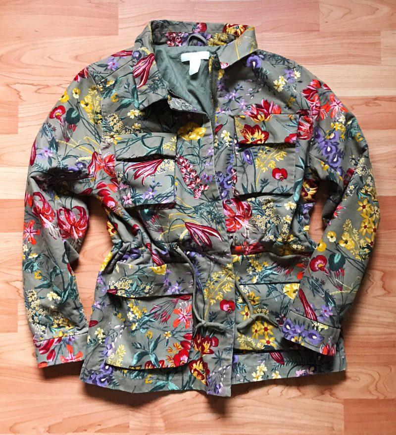 Floral Spring Jacket