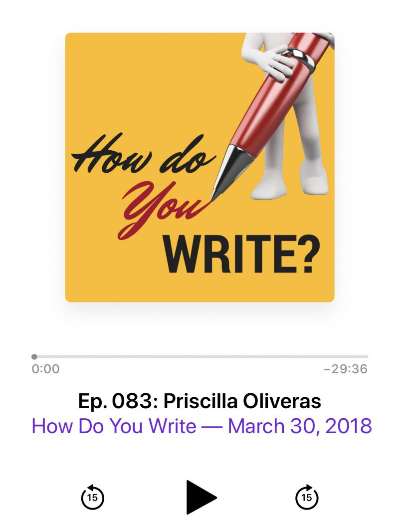 How Do You Write Podcast